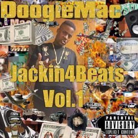 DoogieMac - Jackin4Beats Vol. 1 DJ Tony H front cover