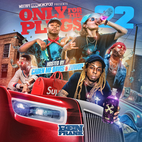 Only For The Plugs 22 (Hosted By Caden MF & Zuwop) DJ Ben Frank front cover