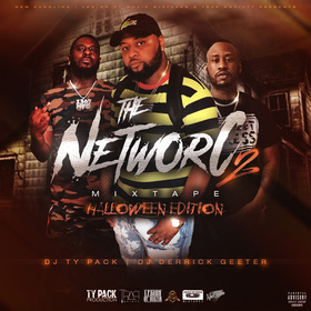 The NetworC 2 DJ DERRICK GEETER front cover