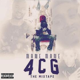 4CG: The Mixtape ManeMane front cover