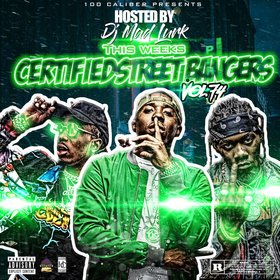 This Weeks Certified Street Bangers Vol.74 DJ Mad Lurk front cover