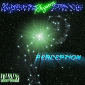 Perception Majestic Rhyme Spittaz front cover