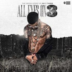 All Eyes On 3 NBA 3Three front cover