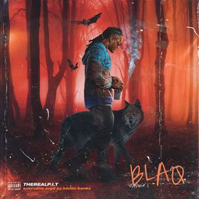 BlaQ Vol. 1 TheRealPIT front cover