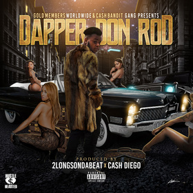 Dapper Don Rod Official Bigg Rod front cover