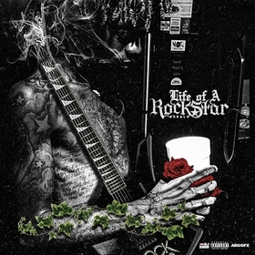 Life Of A Rockstar B Seals front cover