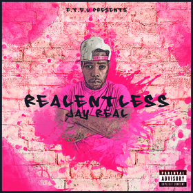 Realentless Jay Real front cover