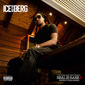 Real Is Rare 2 WRNR Ice Billion Berg front cover