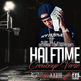 Halftime Crewboyz Verse front cover