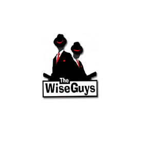 The Wise Guys Laquan Roebuck front cover