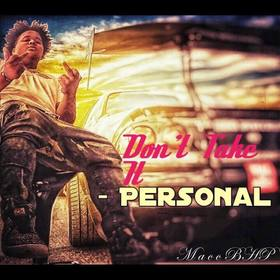 Don't Take It Personal MaccBHP  front cover