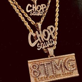My Way Young Chop front cover