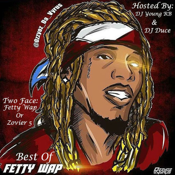 DJ Young RB - Two Face: Fetty Wap Or Zovier 5 (Best Of Fetty