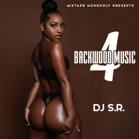 Backwood Music 4 DJ S.R. front cover