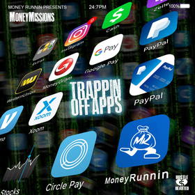 Trappin Off Apps MoneyMissions front cover