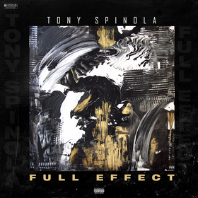 Full Effect Tony Spinola front cover
