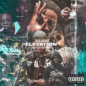 Elevation Taee Savage front cover