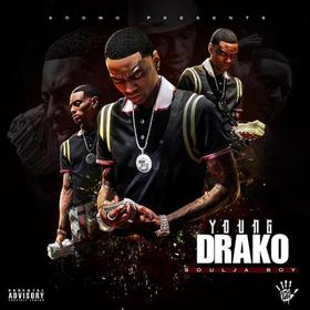 Young Drako Soulja Boy front cover