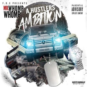 A Hustlers Ambition Fiend front cover