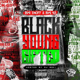 Black Young Gifted Byg93 front cover