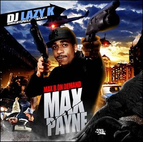 Max Payne Max B front cover
