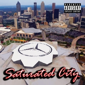 Saturated City JR Be Snappin front cover