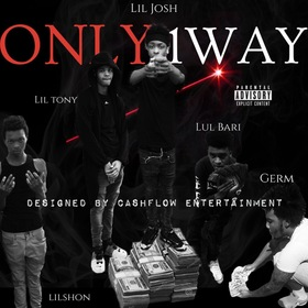 """""""ONLY 1WAY"""" Lulbarii front cover"""