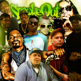 Smoke Out Tru Go Getta front cover