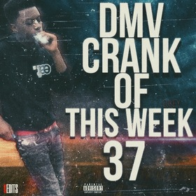 DMV Crank Of This Week #37 DJ Key front cover