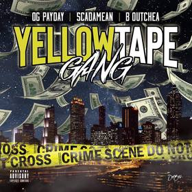 YellowTapeGang Vol.1 DJ Stop N Go front cover