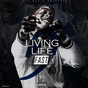 Living Life Fast 5 D-Aye front cover