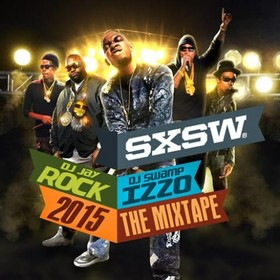 SXSW2015 DJ Jay Rock front cover