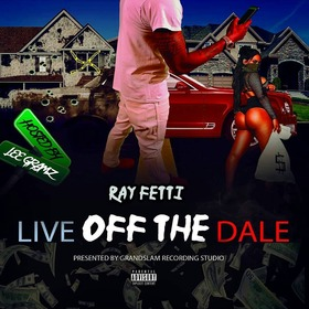 Live Off The Dale GrandSlam Recording Studio front cover