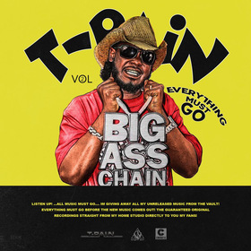 Everything Must Go Vol.2 T-Pain front cover