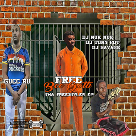 Free Bee Gotti Tha FreeStyler EP GuccRu front cover