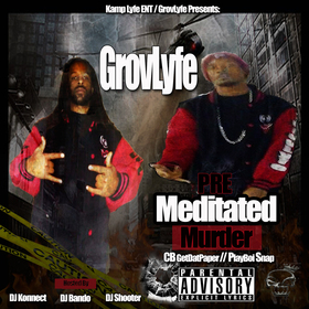 Premeditated Murder  GrovLyfe front cover