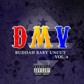 "Buddah Baby ""Buddah Baby Uncut Vol. 4"" DJ Dirty Yella front cover"
