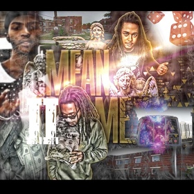Mean To Me BeamTeamGigga front cover