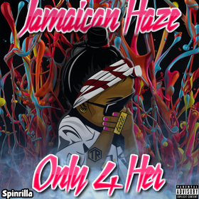 Only 4 Her Jamaican Haze front cover