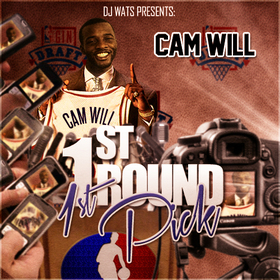 1st Round, 1st Pick Cam Will front cover