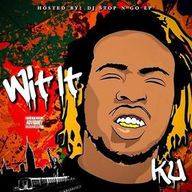 Wit It EP KU front cover