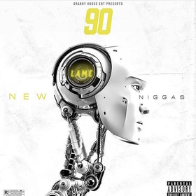 New Niggas 90 front cover