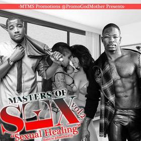 Masters of Sex Sexual Healing Vol. 2 MTMS Promos front cover