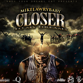 Closer To My Dreams Mike Lawry Baby  front cover
