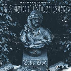 Coke God Volume 1 #FrenchMontana DJ Cinco P Beatz front cover