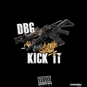 Kick It DBG front cover