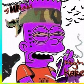2High2Kare GMN Tay front cover