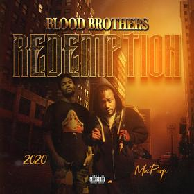 Redemption Blood Brothers  front cover