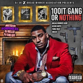 100it Gang Or Nothing DJ S.R. front cover
