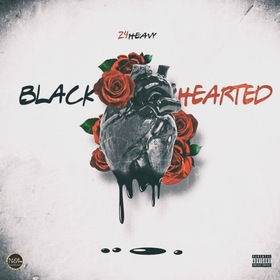 Black Hearted 24 Heavy front cover